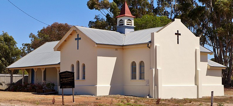 St Elizabeth Church